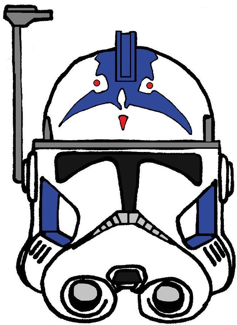 clone trooper arc helmet fives 2 clone wars tv show helmets