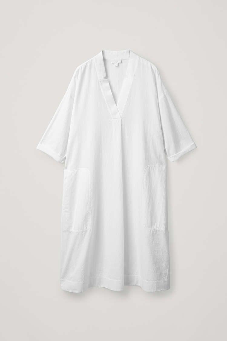 Productpage Cotton Shirt Dress Cotton Shirt Top Shirt Women [ 1125 x 750 Pixel ]