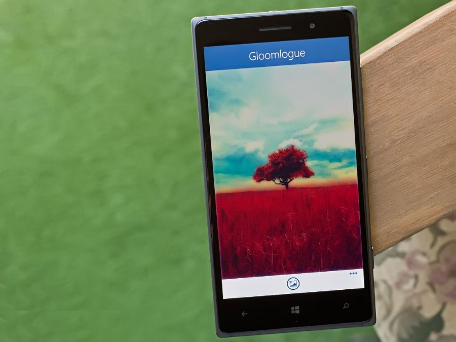 Gloomlogue – An Excellent & Feature-rich Windows Phone Photo Editor App  Want to download