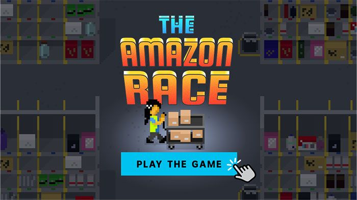 Test Yourself Are You Fast Enough To Work In The Amazon Warehouse