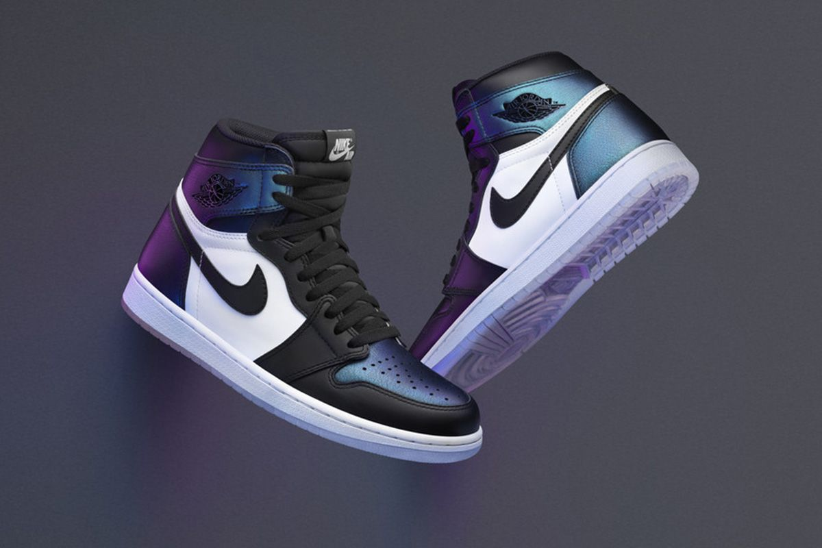 46f0d805157c Three Air Jordan Sneakers go Iridescent for NBA All-Star Game 2017 - EU  Kicks  Sneaker Magazine