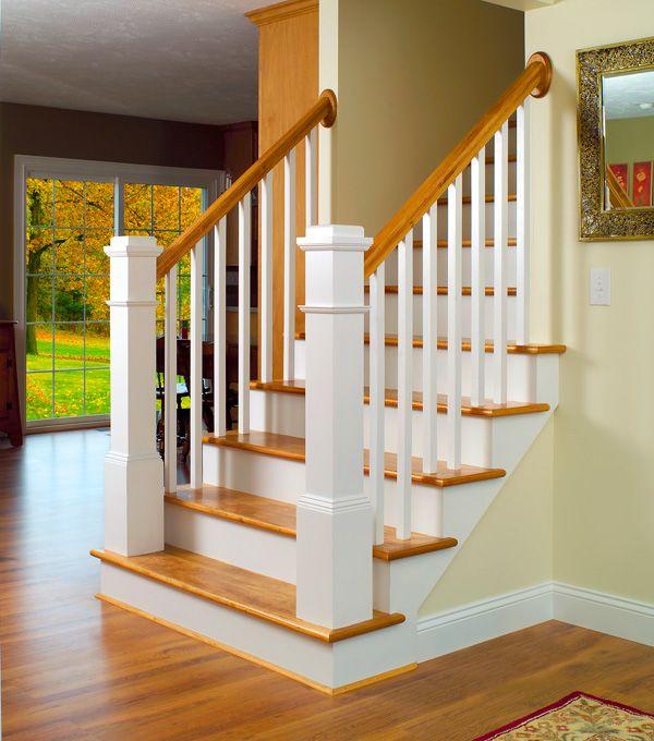 Best Stairway 13 Features Lj 5060 Balusters Lj 4091 Box 640 x 480