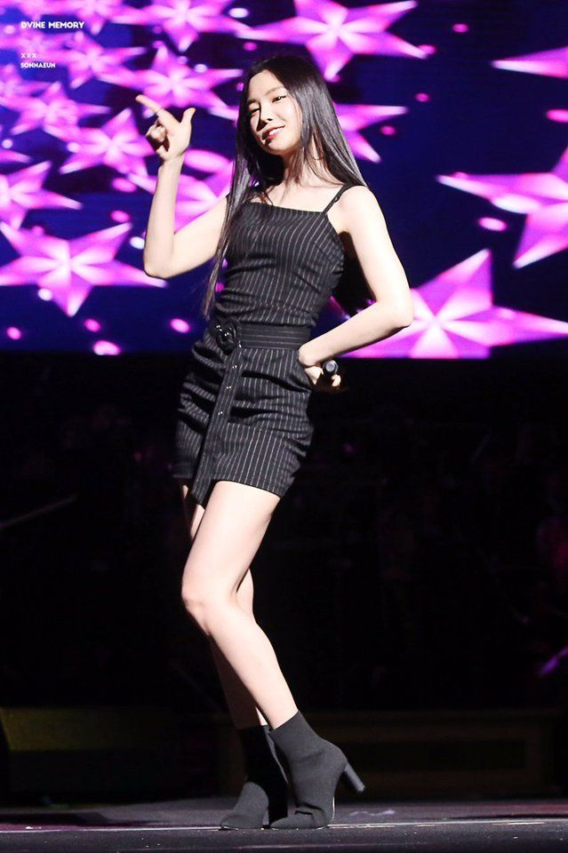 Pin by Ronald James Banas on naeun | Stage outfits ...