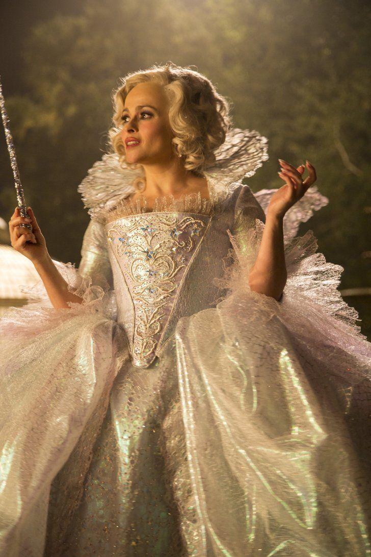 The Fairy Godmother Cinderella Movie Cinderella Costume