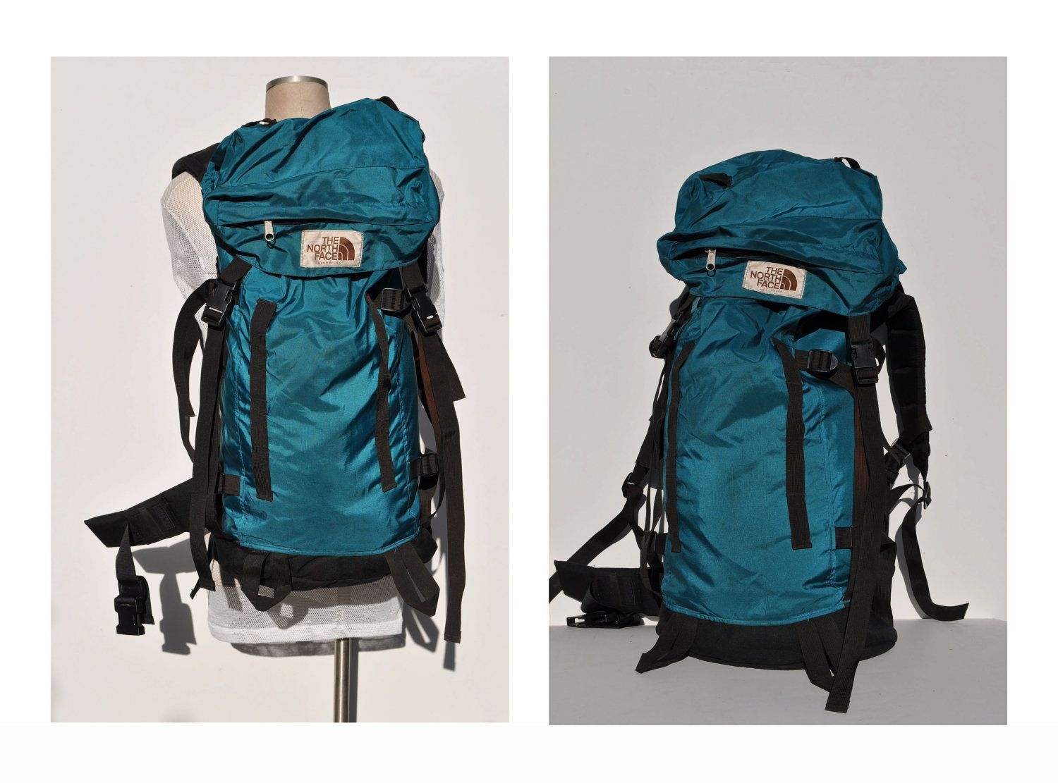 THE NORTH FACE vintage backpack daypack back pack day by andyhaul