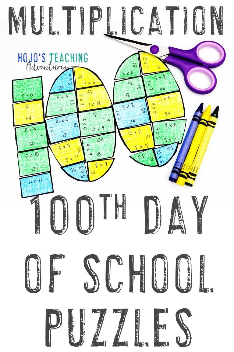 Photo of 100th Day of School Activities and Books for Elementary Kids   Hojo's