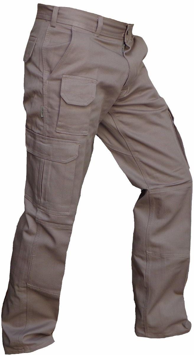 Pantalon Cargo Explora Reforzado Mejor Del Mercado ...