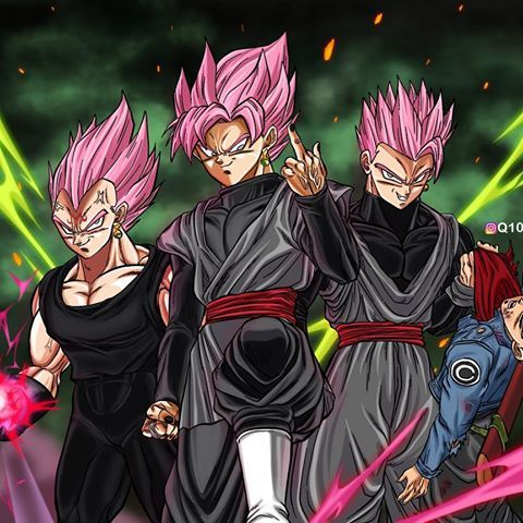 New Zamasu team, done Tag your friends!! Subscribe to my