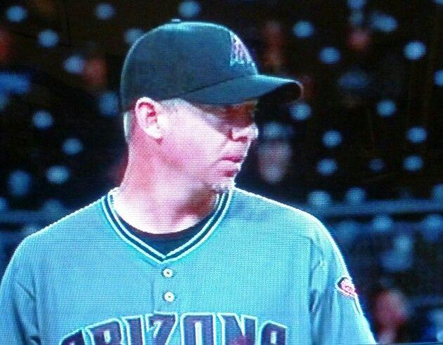 Brad Ziegler Pitching Botm 12  4/16/16 against San Diego Padres