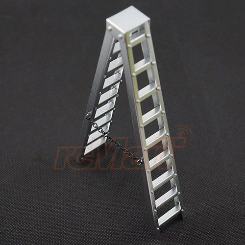 Yeah Racing 1 10 Rc Car Crawler Accessories 9 Inch Aluminum Ladder Ya 0464 Radio Control Diy Rc Cars Aluminium Ladder
