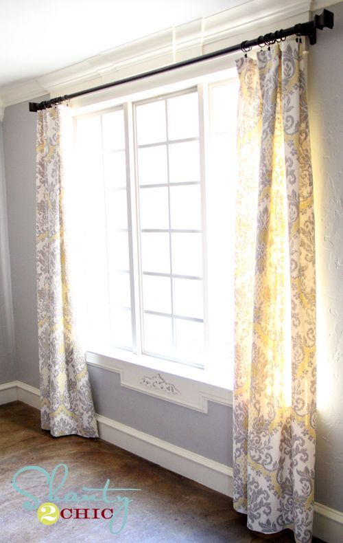 Living Rooms If I Cant Find The Perfect Curtains Guess Ill Have