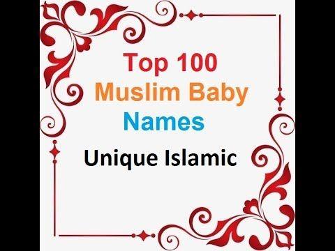 Top 100 Muslim Baby Names With English And Urdu Meanings Muslim