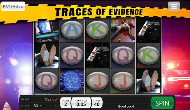 Spiele Traces Of Evidence - Video Slots Online