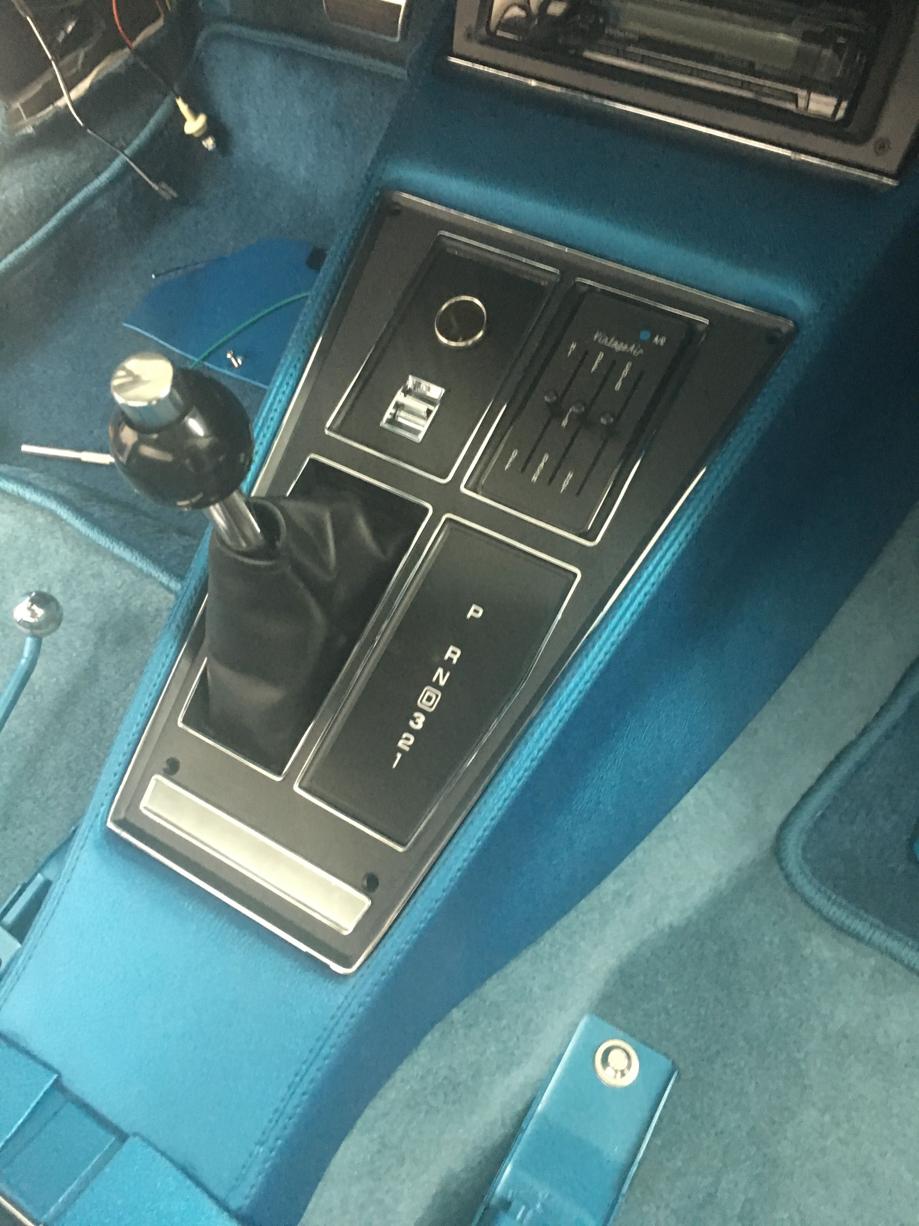 Manual To Auto Conversion And Vintage Ac Controls Switch Is For Electric Cowl Door 1969 Corvette Custom Cars Diy Design