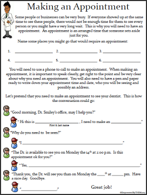 Worksheets Life Management Skills Worksheets empowered by them life skills worksheets school pinterest worksheets