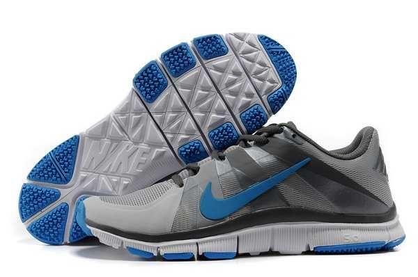 amazing Men\u0027s Nike Free Trainer 5.0 Training Shoes Grey/Silver/Dark Grey/ Light