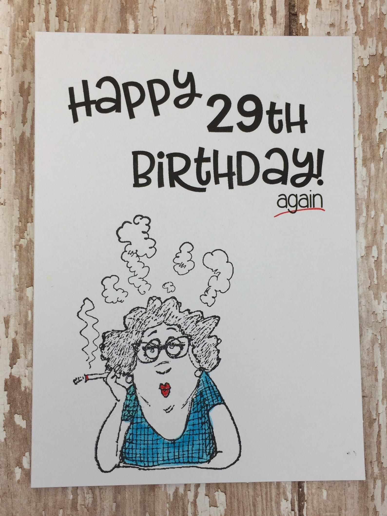 Birthday Card Older You Are… Silly Zoo