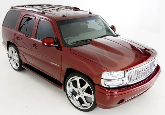 Gmc Yukon Denali Cowl Hood I May Need One Of Those Cowls With