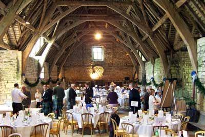 Cozy Scottish Barn Wedding