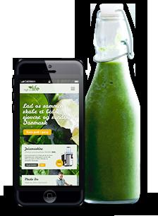 Juice: Betaboost Boost din krop med betacaroten og få nemmere øje på grøntsager. Af: Mads Bo