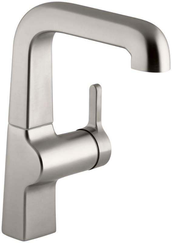 Kohler K-6335 Single Hole Single Handle Secondary Kitchen Faucet ...