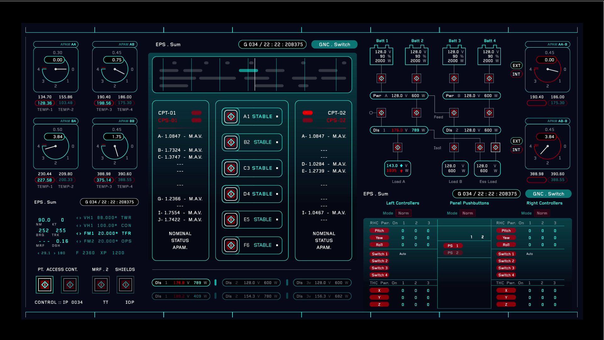 The Martian Martiromances Com Gui Design Interface Design