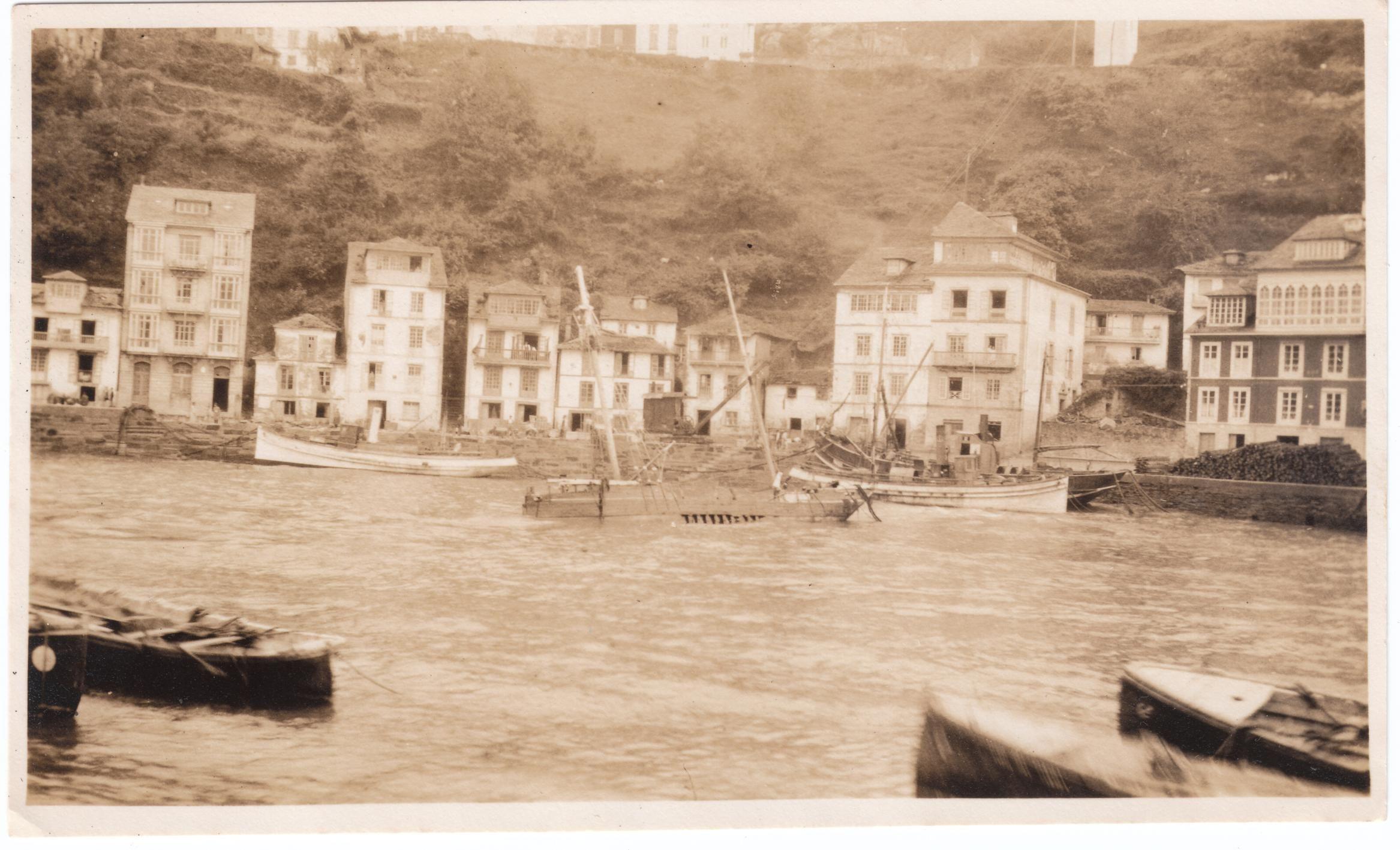 Ir Al Detalle De Marejada En Luarca Luarca Pinterest # Muebles Luarca Asturias