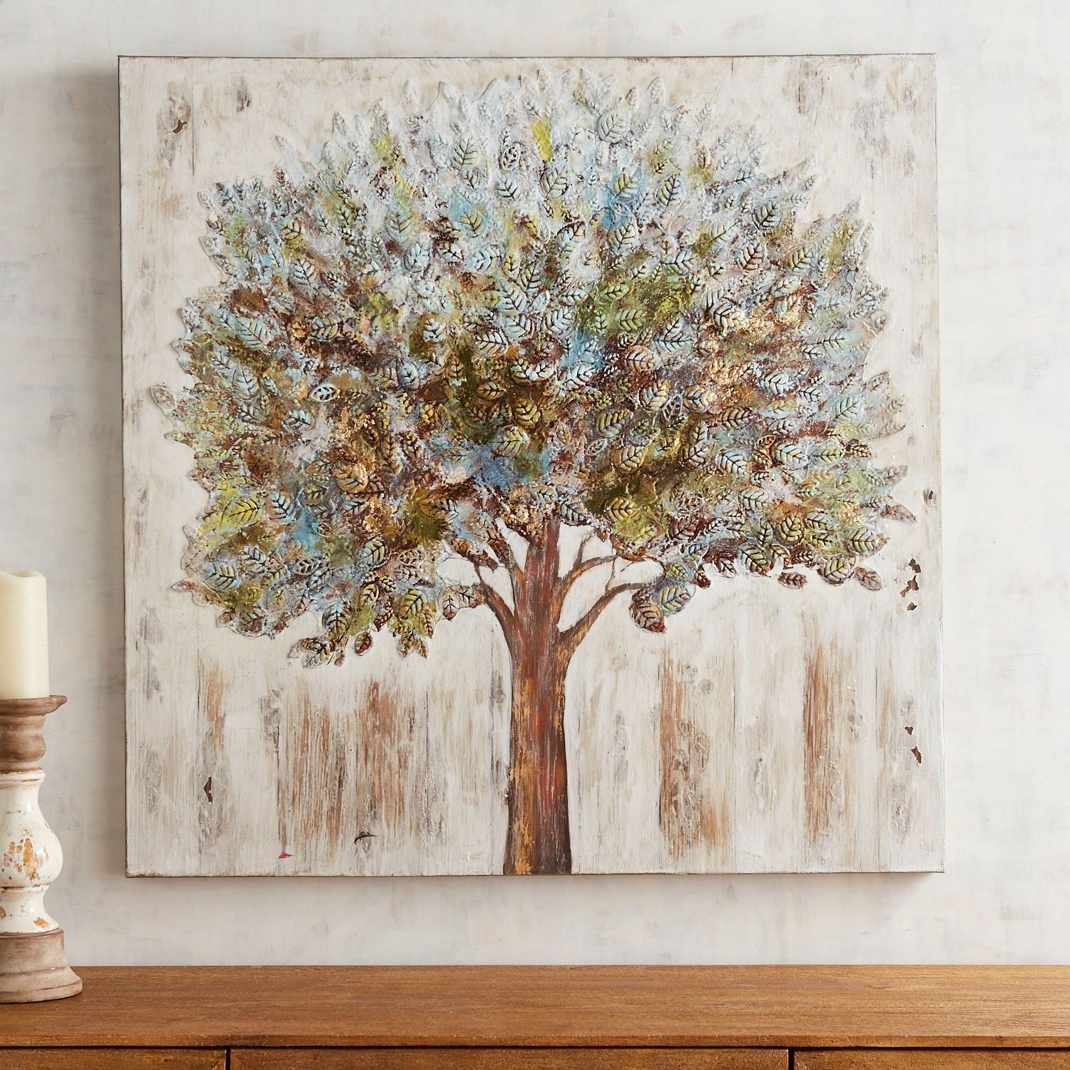 Fresh Tree Art - Pier 1 Imports