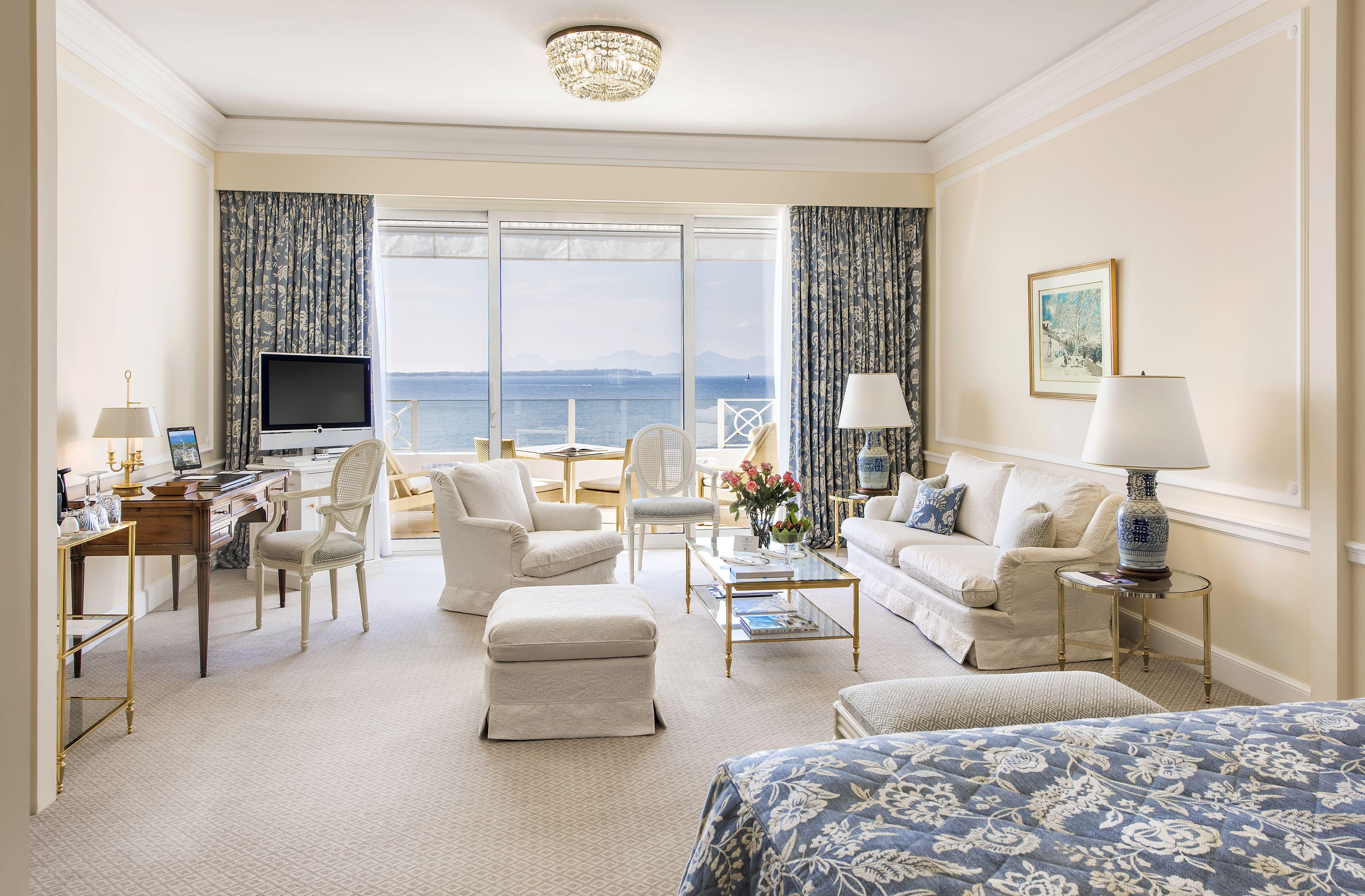 Hotel du Cap-Eden-Roc - Junior Suite