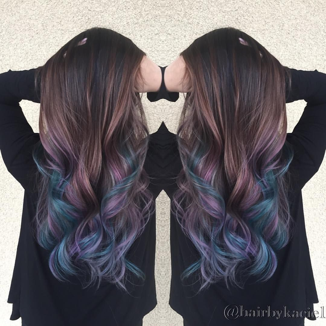 CreativeColor&Style by @hairbypkilla 4 sessions of Balayage and ...