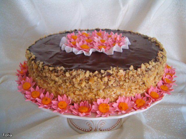 Шедевры кулинарии торты рецепты