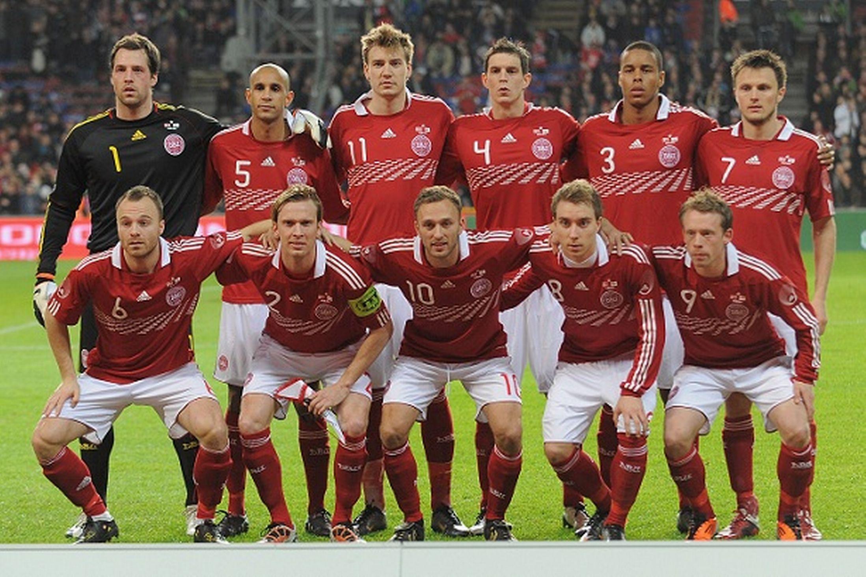 Dänemark Nationalmannschaft