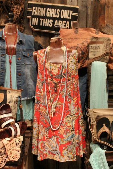 Be The Game Changer Tank Dress Country clothing stores