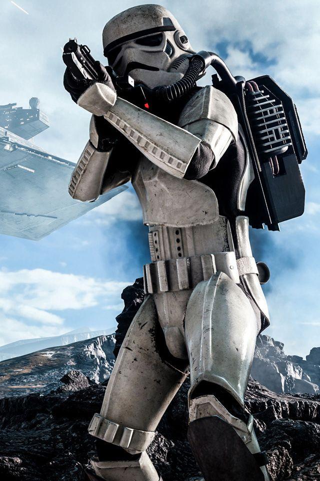 Star Wars Wallpaper. starwars stormtrooper iphone