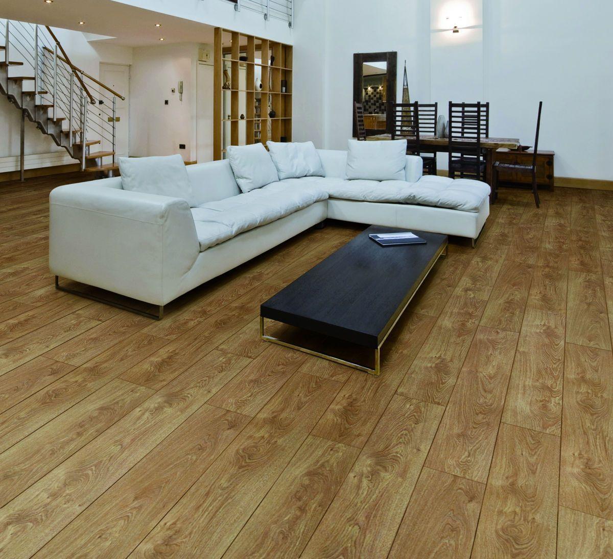 Kronospan Kronofix 7mm Albany Oak Laminate Flooring Oak