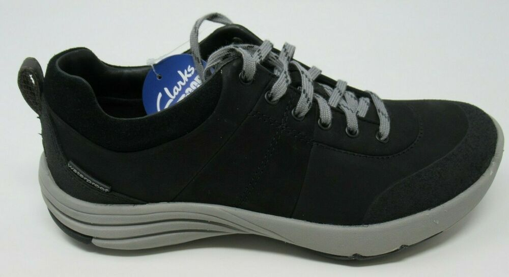 WAVE ANDES BLACK NUBUCK LEATHER LACE-UP
