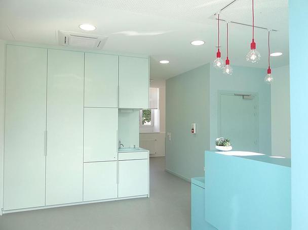 Cabinet m dical design agencement strasbourg architecte renovation cabinet pinterest - Cabinet kinesitherapie villeurbanne ...