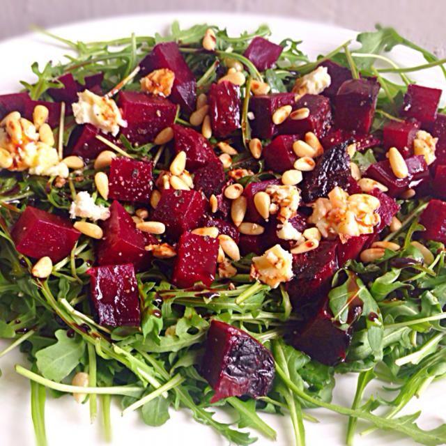 レシピとお料理がひらめくSnapDish - 88件のもぐもぐ - Beet root salad by Missty