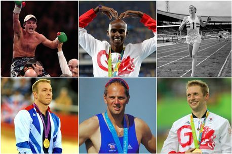 Olympic greats Hoy, Kenny, Redgrave, Farah and Sir Roger Bannister each have special March landmark day... as does peerless Welsh champion Joe