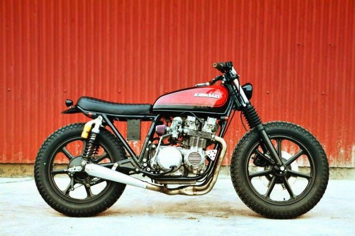 Kawasaki KZ650 By HCG