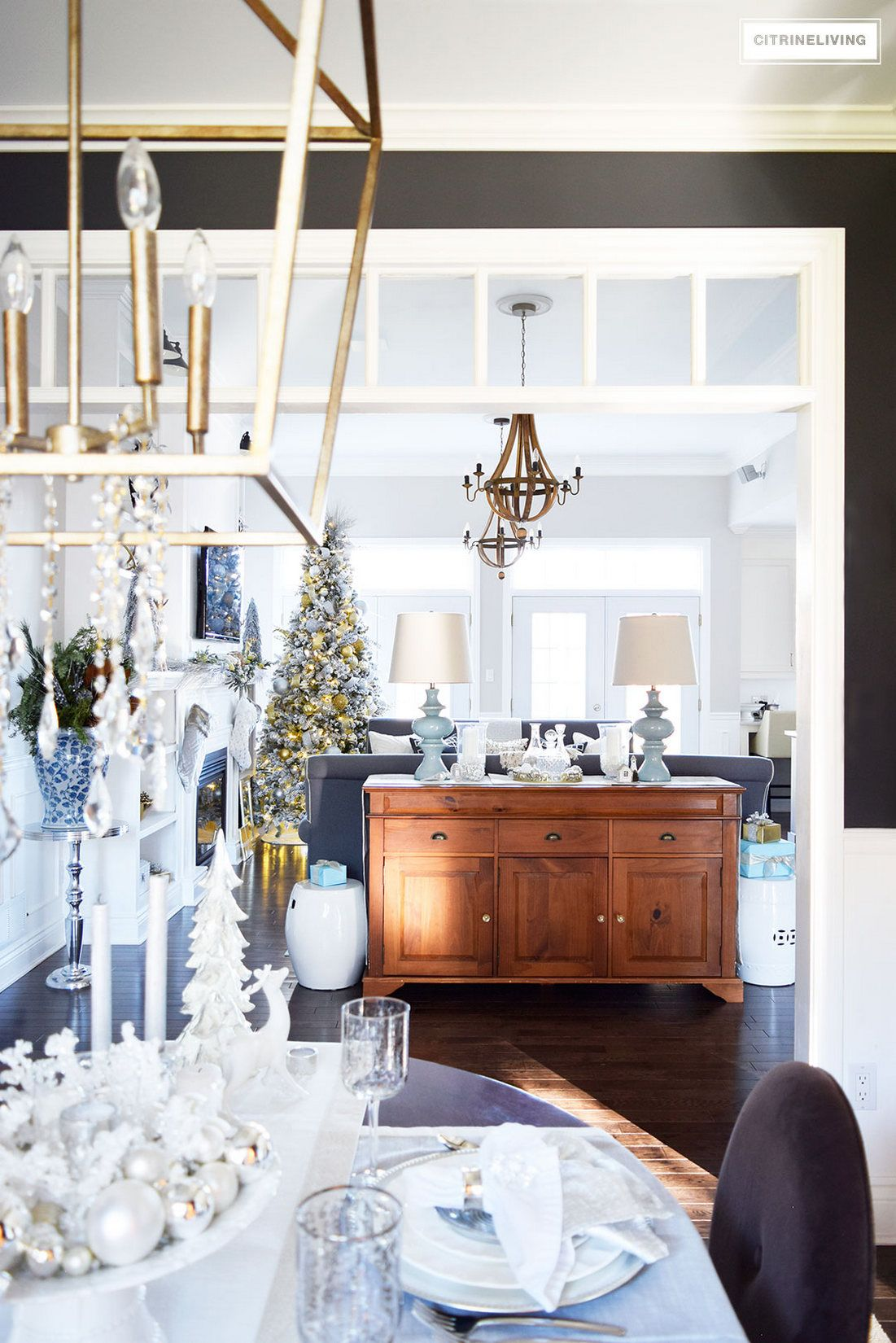 60+ Best Simple of Holiday Decorating Ideas for The Home | Homemade ...