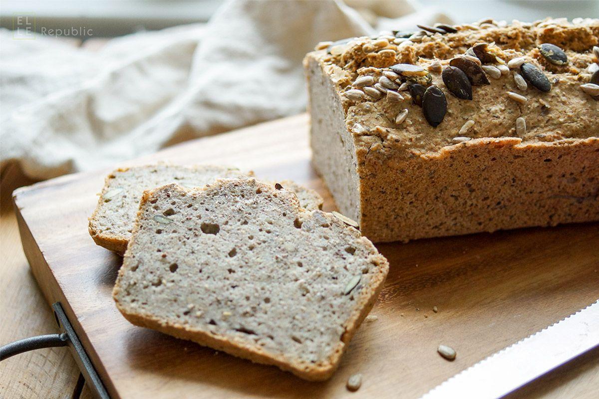 Buckwheat Chickpea Bread (Vegan + GF) Recipe Gluten