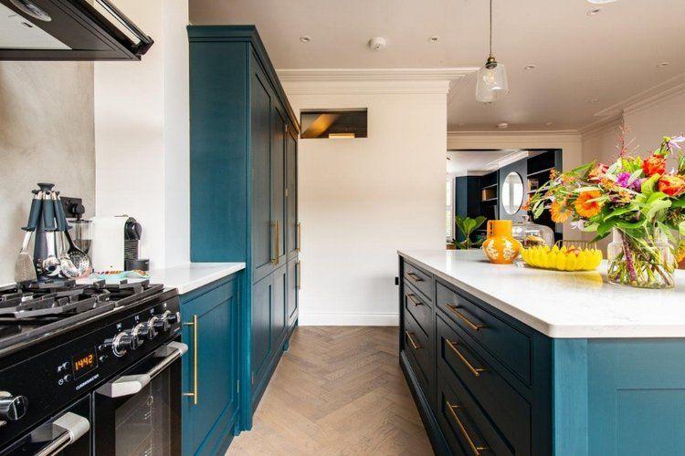Best Lily Pebbles Kitchen — Herringbone Kitchens Kitchen 400 x 300