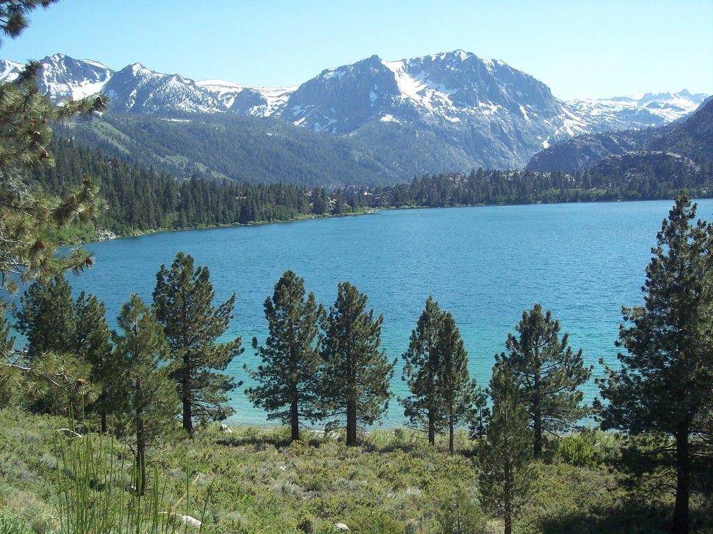 June Lake, Mammoth Lakes, CA | Mountains and Lakes | June