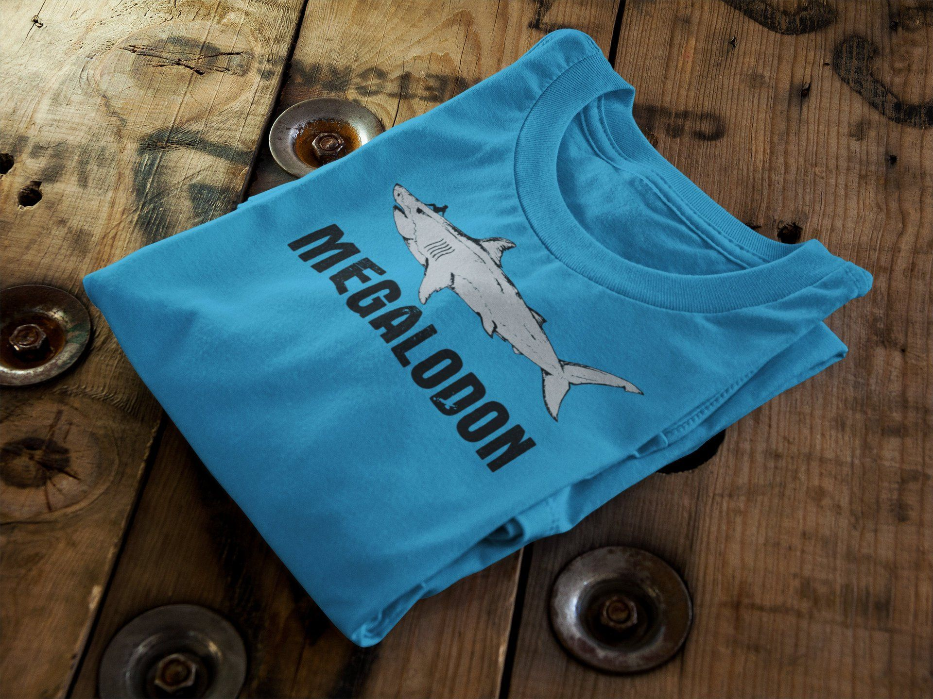 2fc6ab0cc67d4 Who has seen THE MEG movie   It s awesome!! Get your Megalodon tshirt now