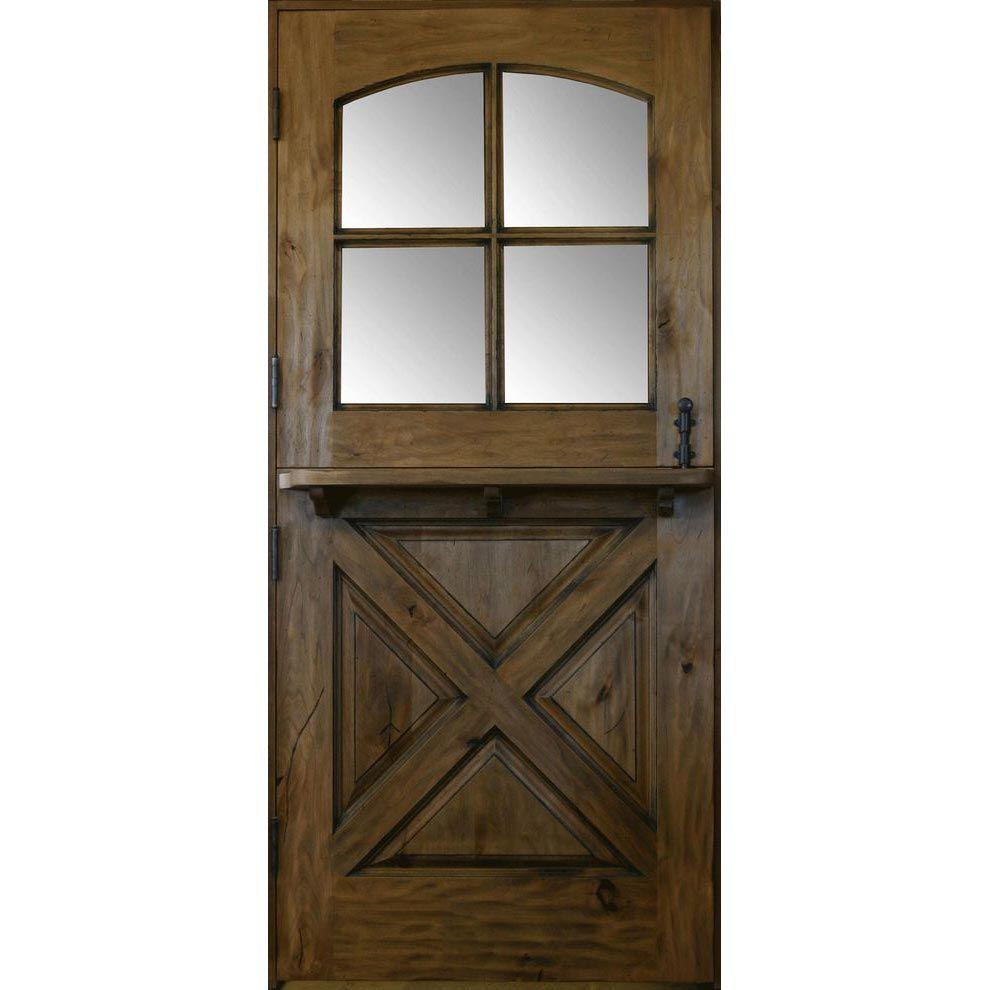 Prehung Interior Dutch Door