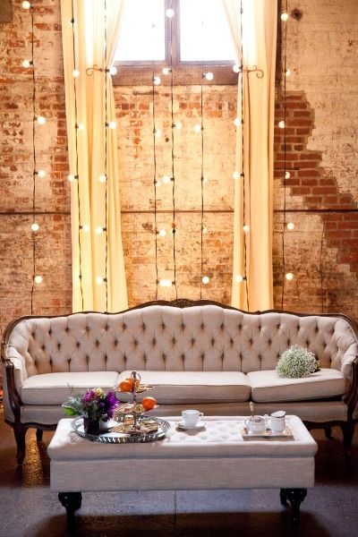 Proof That Industrial Chic Weddings Are the New Rustic | Wedding ...
