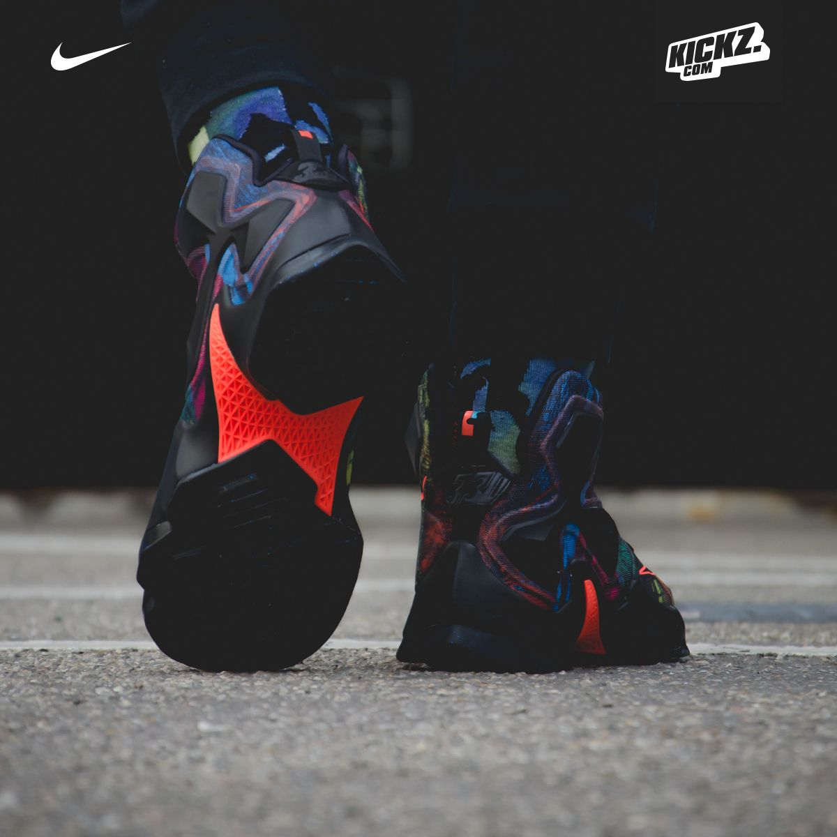 8db6632242c2 One of the best colorways on a LeBron James signature shoes so far  Nike  LeBron XIII
