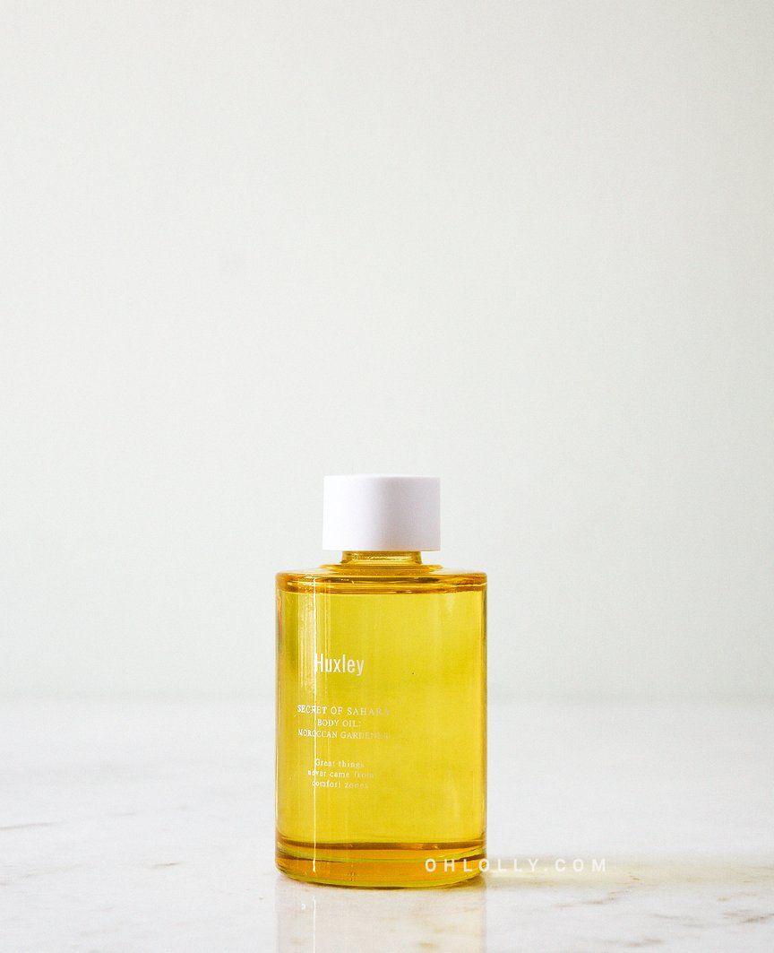 Huxley Moroccan Gardener Body Oil in 2020 Body oil, Body
