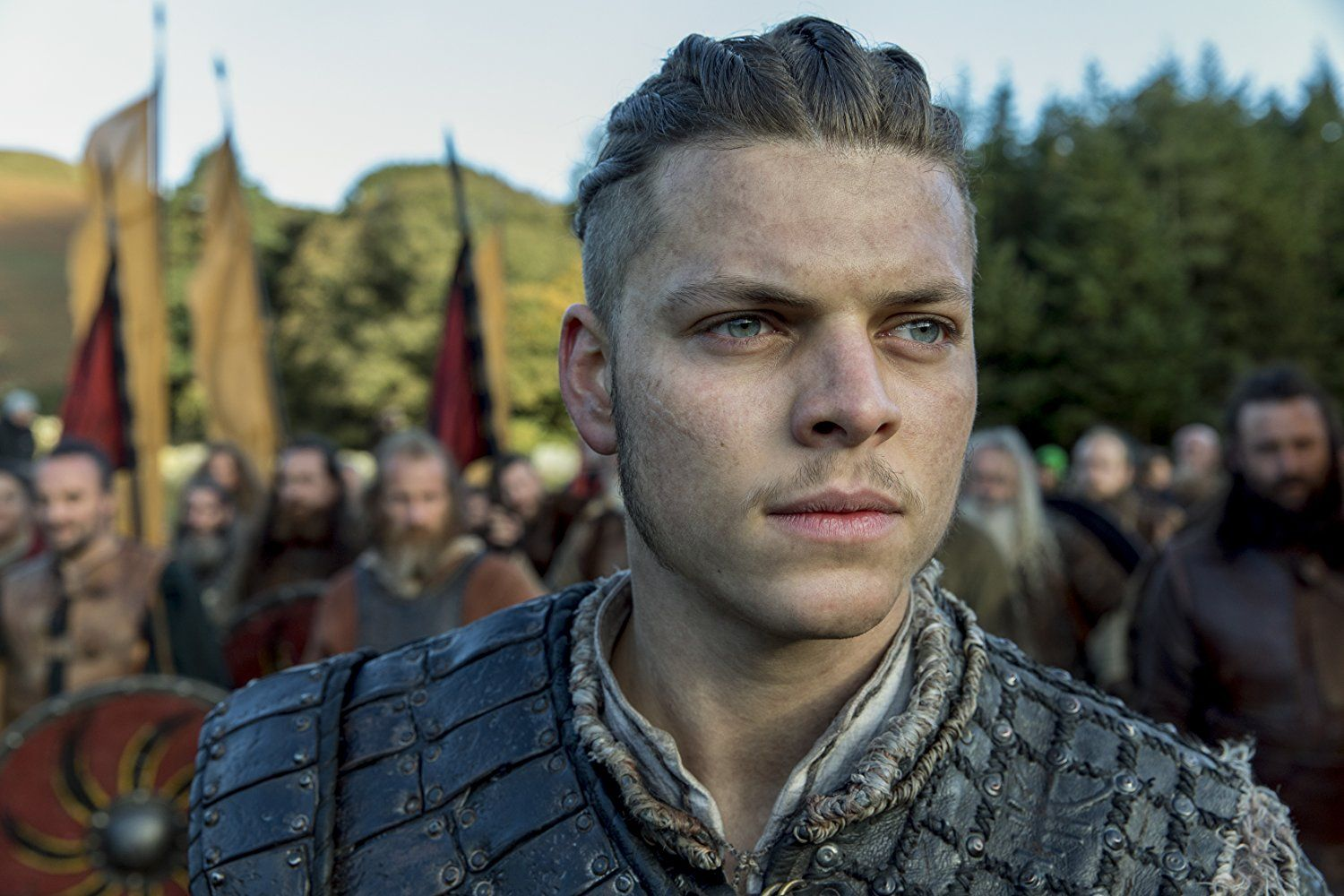 Alex Høgh Andersen Ivar Both Andersen and Ivar the